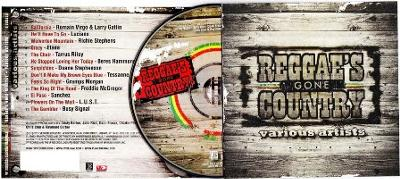 Reggae's Gone country album 2011