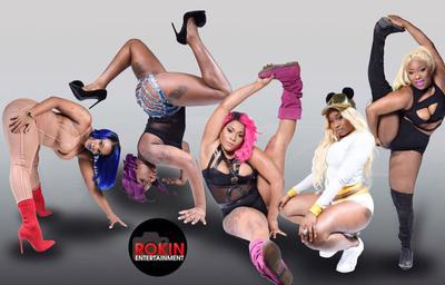 BAD GIRLS OF DANCEHALL
