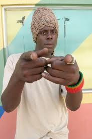 Reggae singer Richie Spice Official Biography