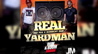 Screechy Dan and Red fox - Real yard Man