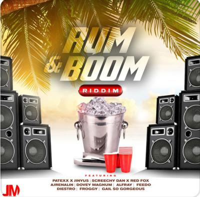 Rum and Boom Riddim Cover