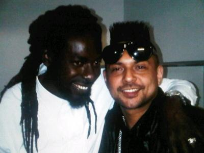 Buju and Sean Paul