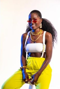 Reggae artist Sevana Nobody Man Lyrics and Video
