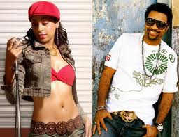 Shaggy and Alaine