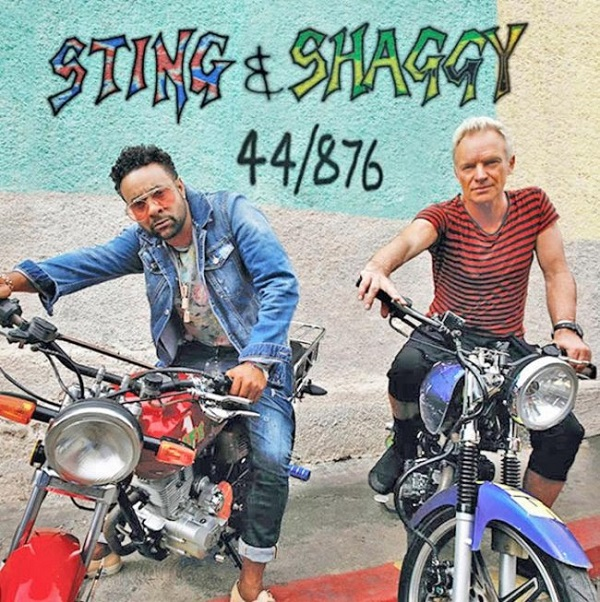 Shaggy & Sting 44/876