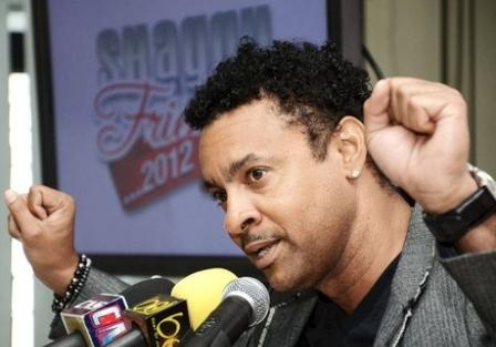 dancehall reggae artiste shaggy