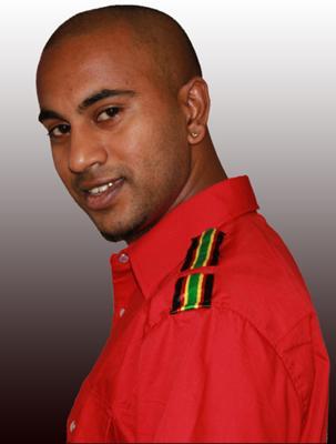 Shazman dancehall reggae artiste