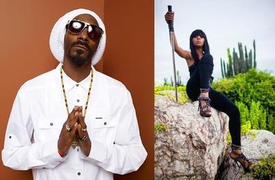 Snoop Lion & Nikki Z