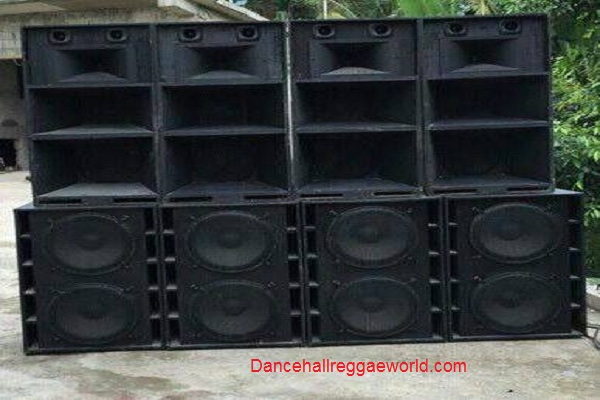 Sound System Boxes