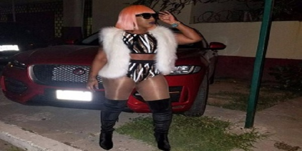 Dancehall artiste Spice