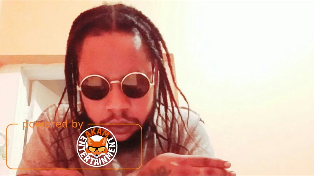Dancehall artiste Squash