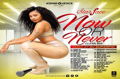 Starface Now Or Never CD