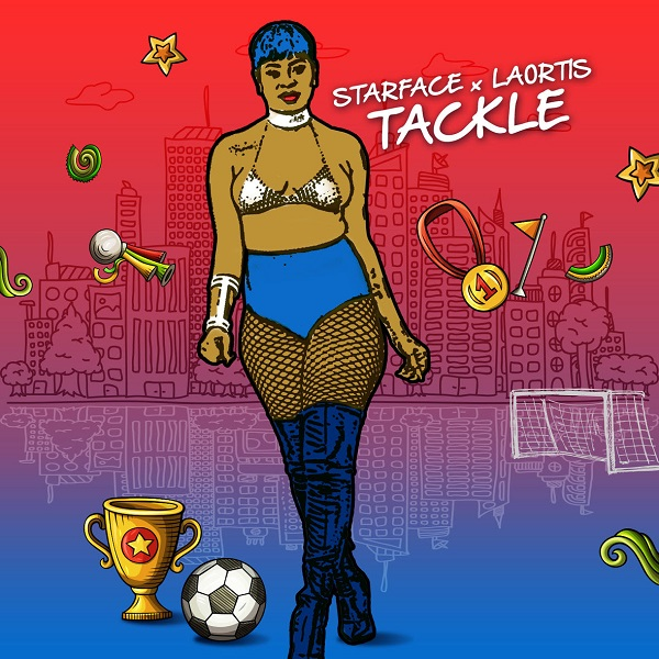 Starface ft Laortis - Tackle produced by Konsequence Muzik