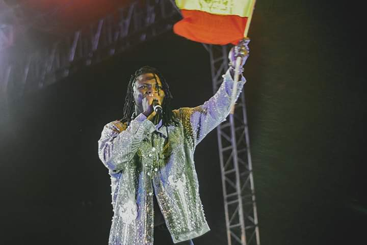 Stonebwoy Thrills Kenyans at Tomorrow Leaders Festival