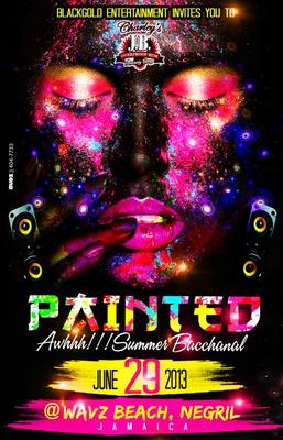 Painted 2013