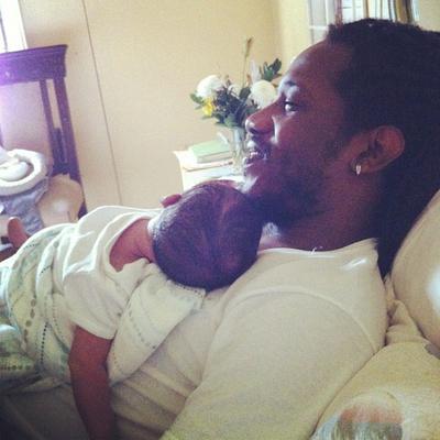 Tami Chynn & Wayne Marshall welcomes baby Jackson Benjamin ...