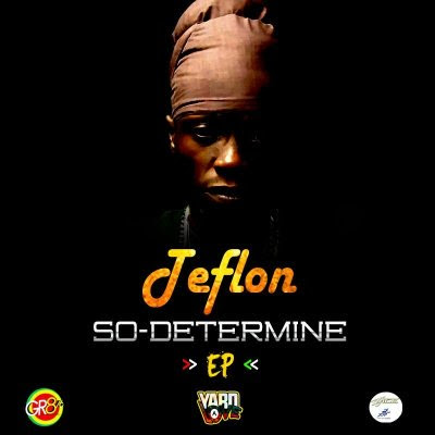 Reggae artiste Teflon So Determine album