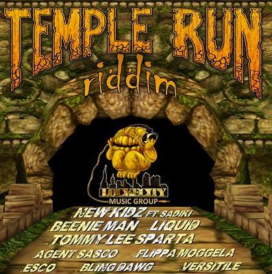 TEMPLE RUN RIDDIM (LockeCity - June 2013)