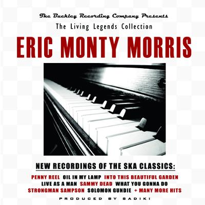 The Living Legends Collection - Eric Montty Morris