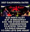 Akae Beka California Tour Dates