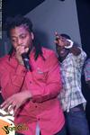 Don Zee at the famous night club in Portmore