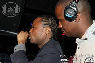 FIREKAIN (MC) AND CALIGREEN (SELECTOR