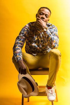 Dancehall artiste Razor B