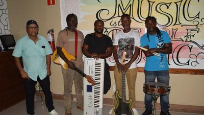 Tropical Energy Reggae Band