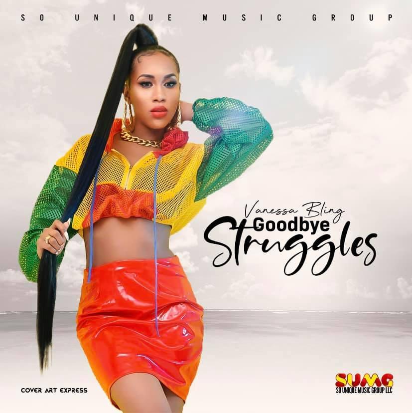 Dancehall artiste Vanessa Bling Says Goodbye Struggles