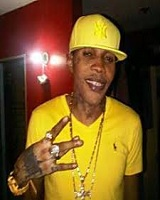 Dancehall artiste Vybz Kartel - World Boss