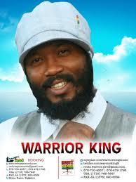 Warrior King New album
