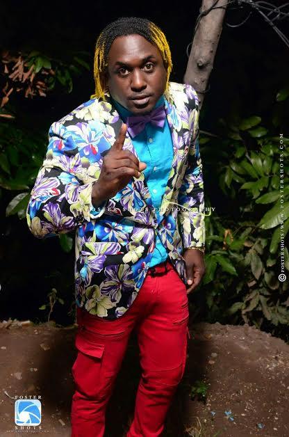 Dancehall artiste Wasp