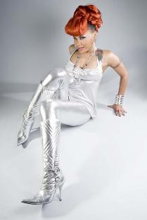 Dancehall artiste Cecile