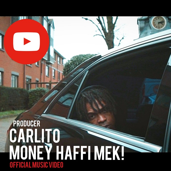 Producer Carlito - Money Haffi Mek (Official Music Video)