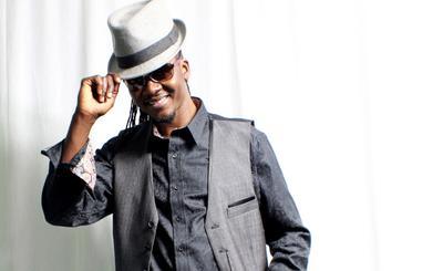 Reggae singer Ras Slick