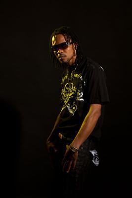 Dancehall reggae artiste Wayne Melody