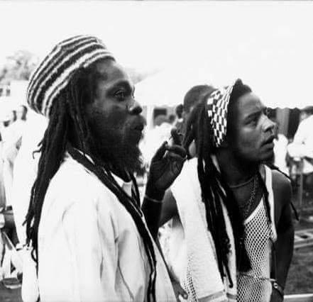 Dennis Emmanuel Brown and Maxi Priest