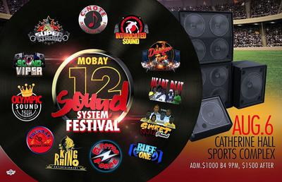 Hundreds Turned Out For First Staging of Mobay 12 Sound Festival