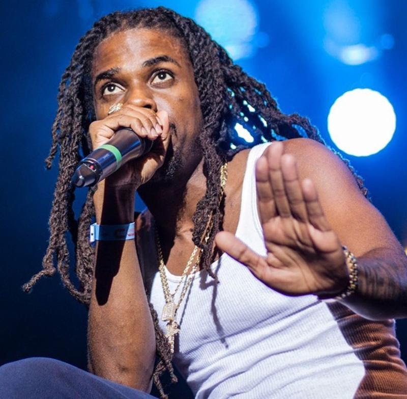 Jahmiel Gives Electrifying Performance at SummerJam