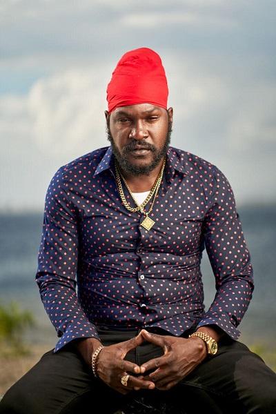 Dancehall Reggae artiste Kananga release Let's Talk It Over