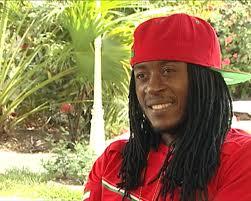 Dancehall artist Khago