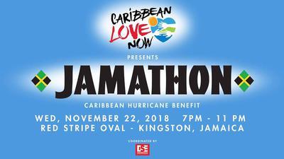 JAMATHON:Live from Jamaica! All-Star Benefit Concert