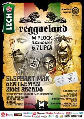 Reggaeland Festival 2012