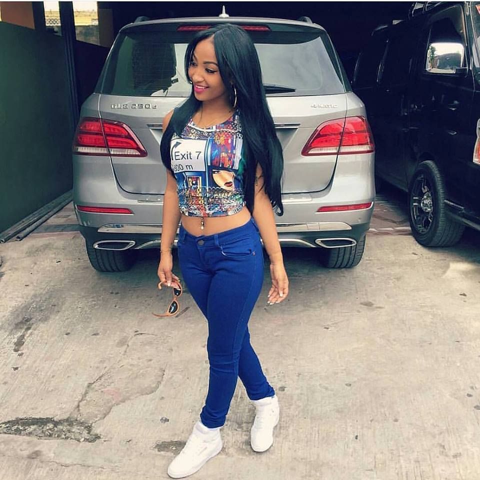 Female Dancehall artist Shenseea