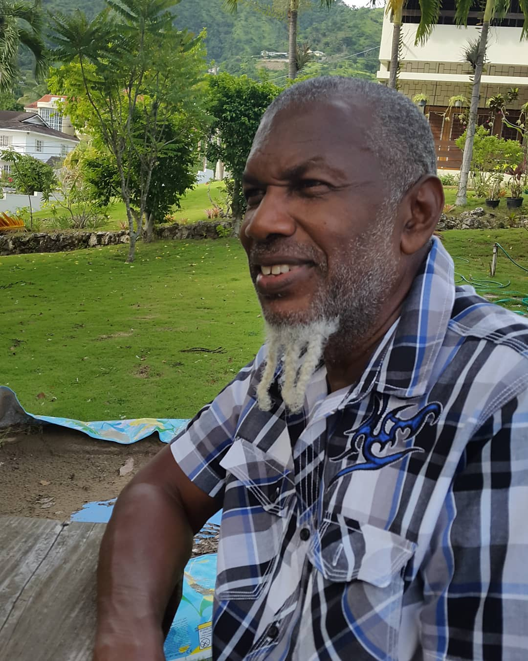 Reggae artiste Wayne Marshall Father Wycliffe Mitchell Is Dead