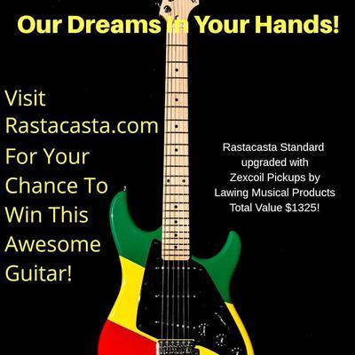 WIN a RASTACASTA Guitar