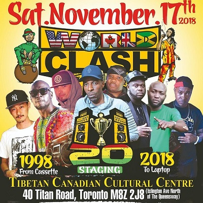 World Clash 20
