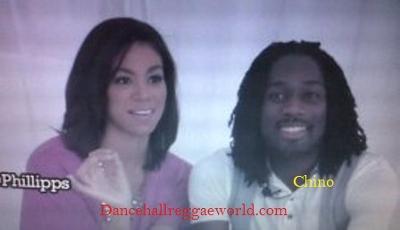 Yendi Phillipps and Chino