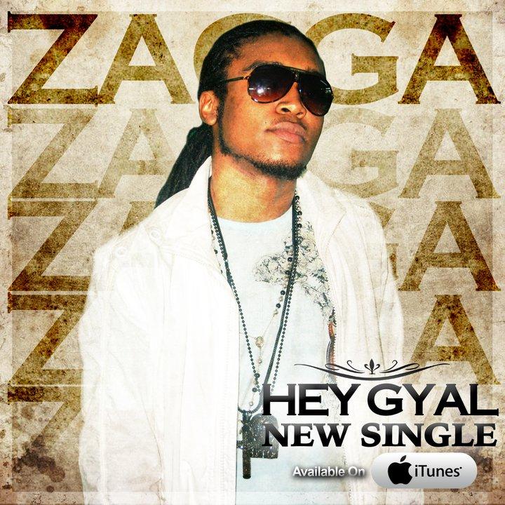Zagga - dancehall and reggae music recording artiste