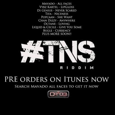 TNS riddim Cover